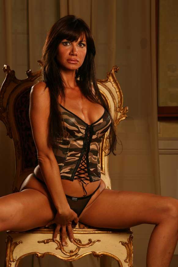 La pornostar Rossella Capua