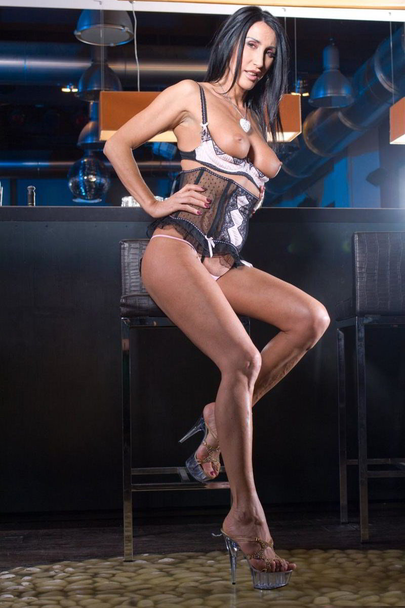 La pornostar Angela Gritti