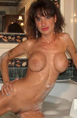 La pornostar Brenda Fox